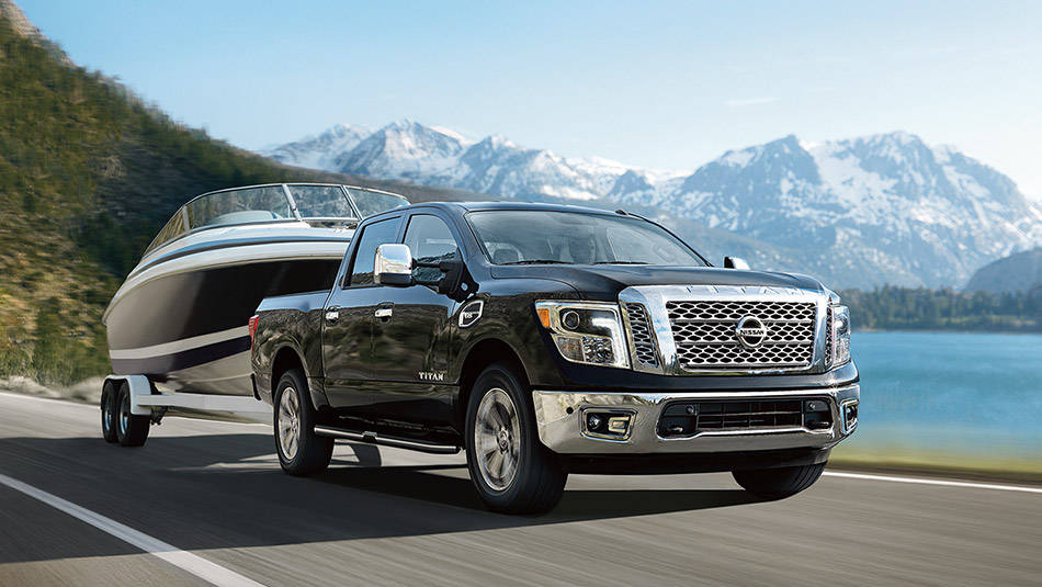 New Nissan Trucks for Sale Billings