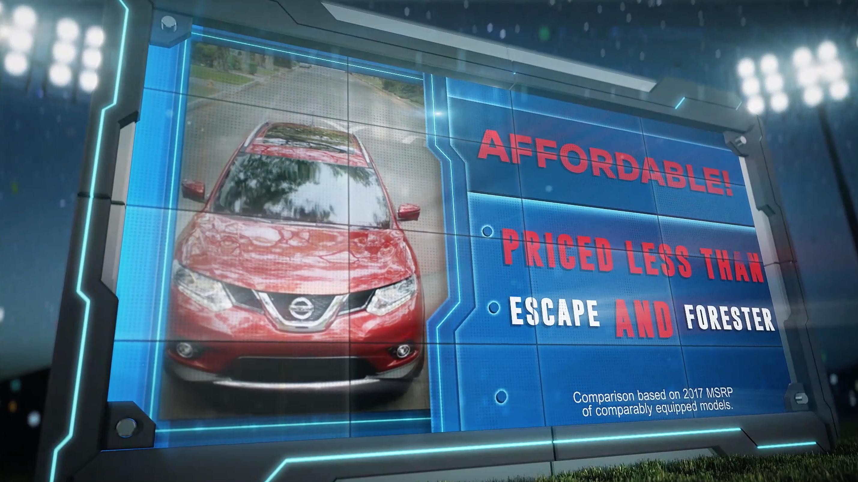 2017 Nissan Rogue Billings Price