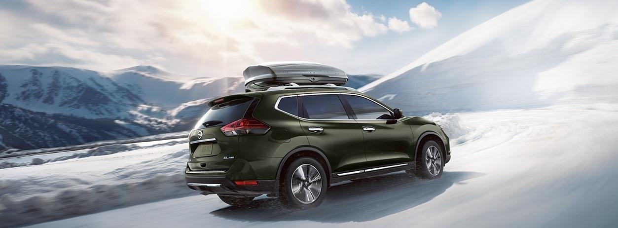 2017 Nissan Rogue Billings