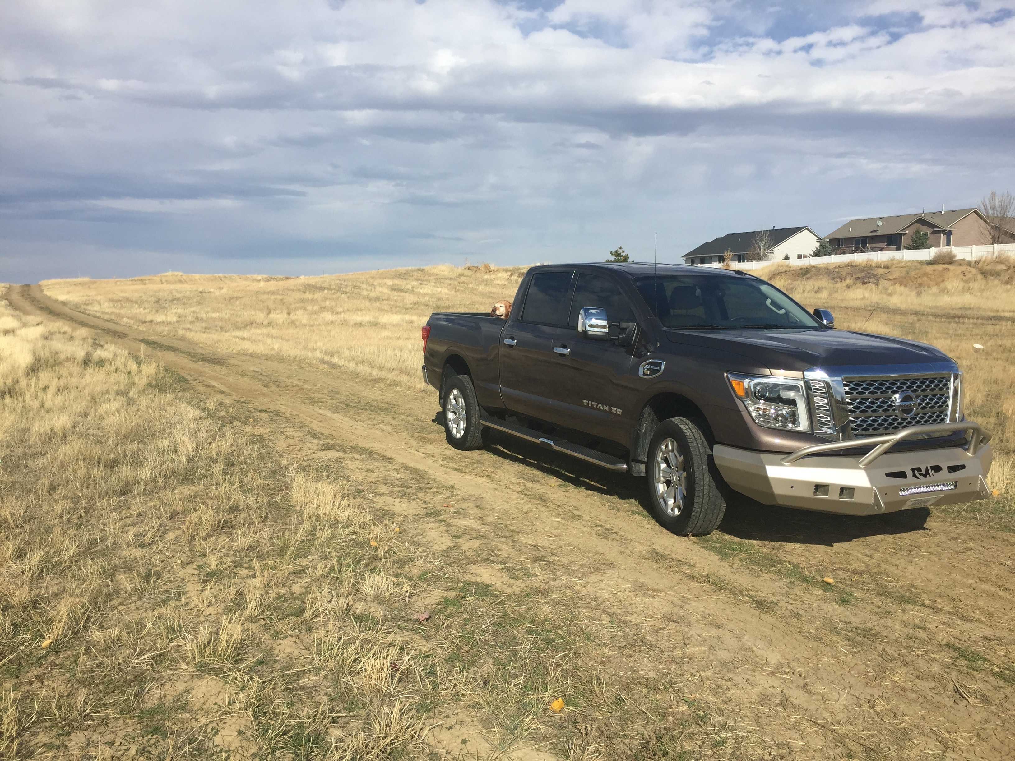 New Titan truck in Billings MT | Ryan Mason