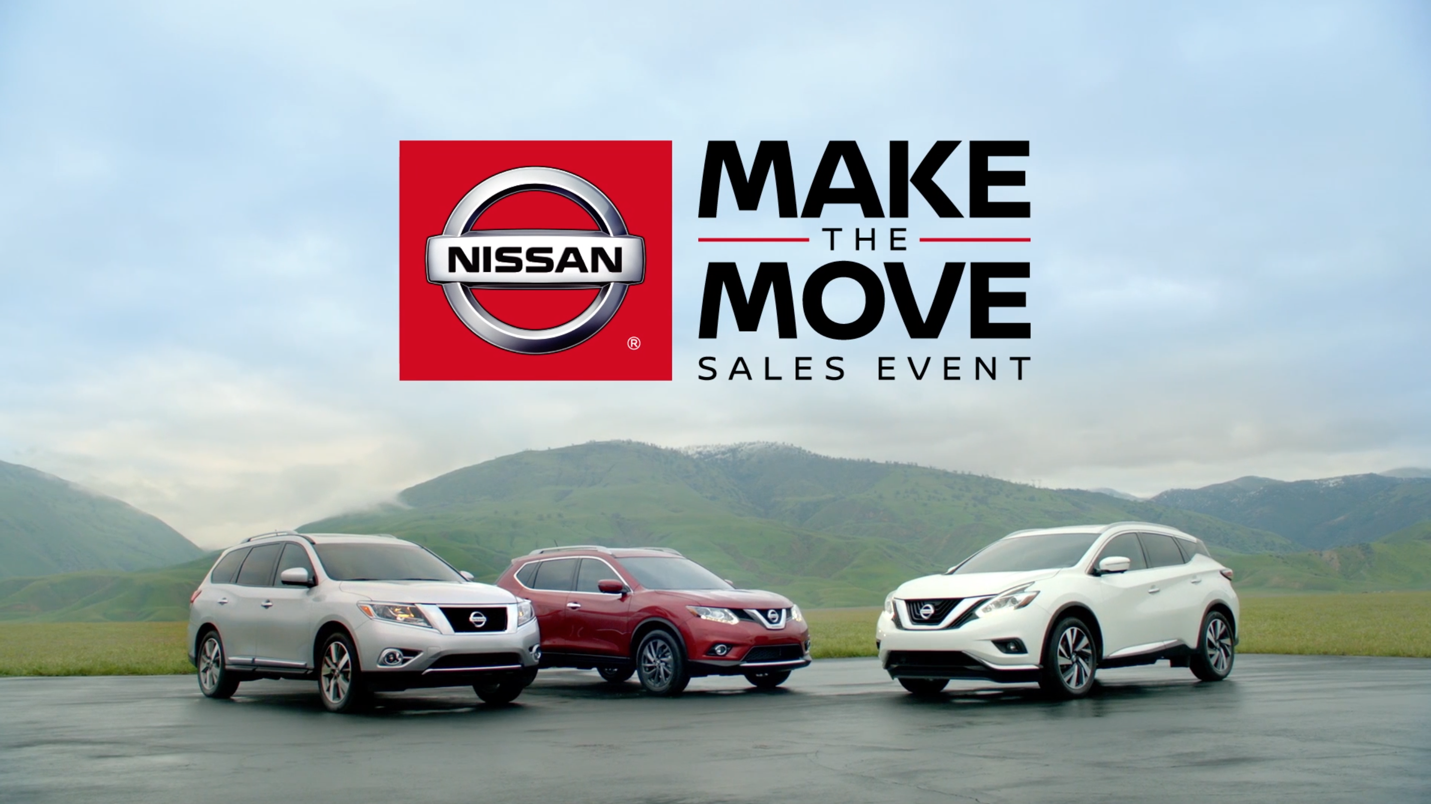 Make the Move Sales Event on New Nissan for Sale in Billings