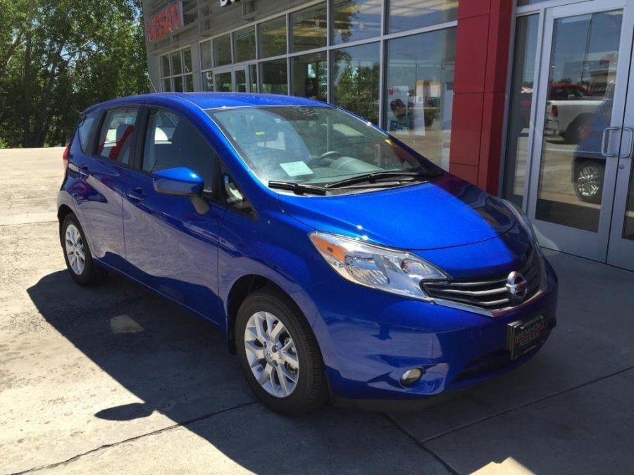 New 2016 Nissan Versa Note Montana