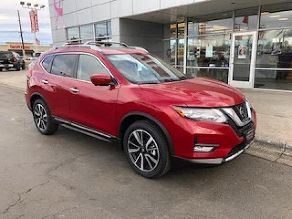 New Nissan Rogue in Billings