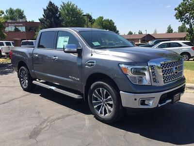 New Nissan Titan in Billings