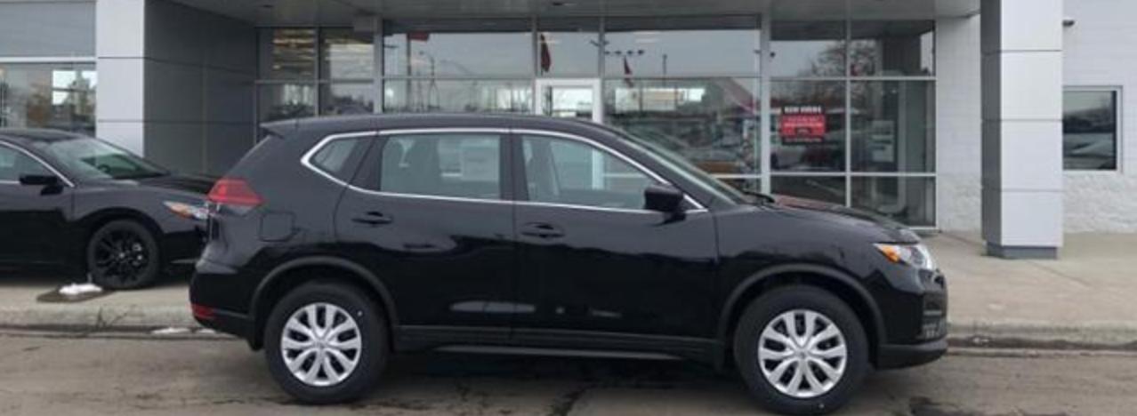 New 2017 Nissan Rogue Billings