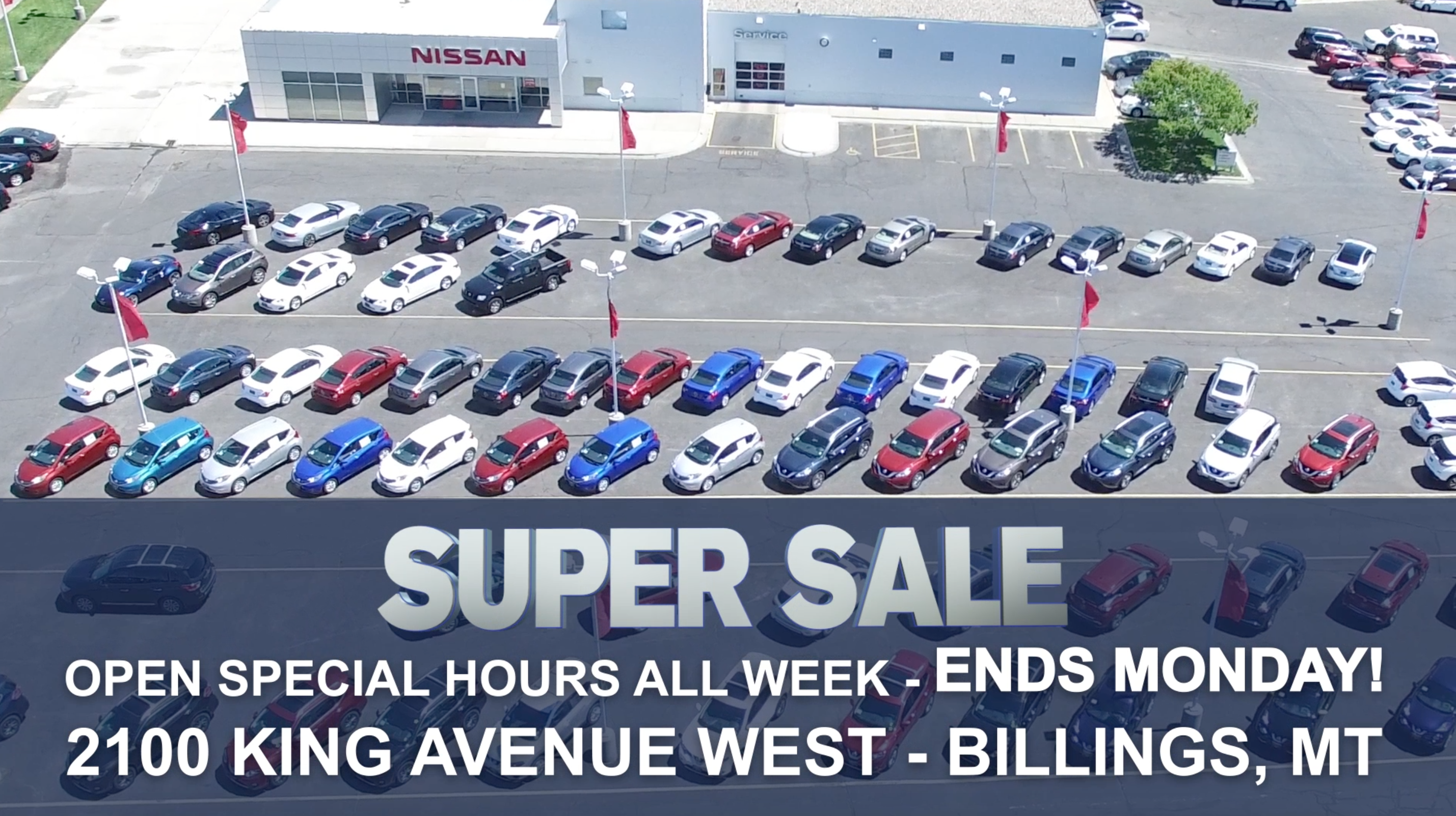 Used Car and Truck Event in Billings