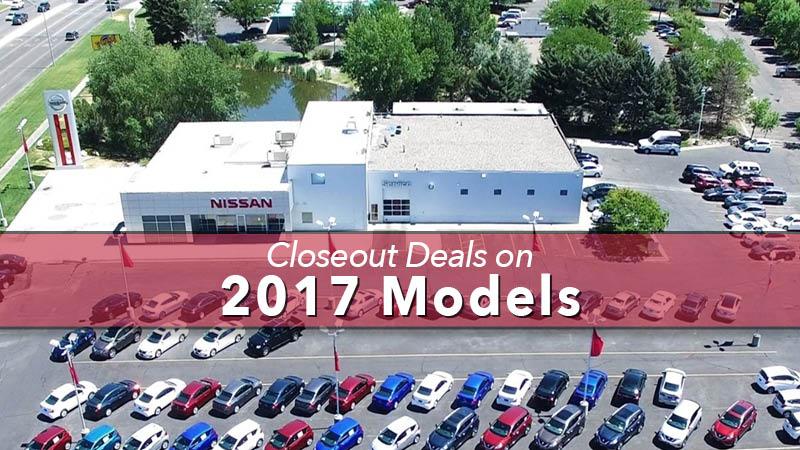 Closeout Deals at Billings Nissan