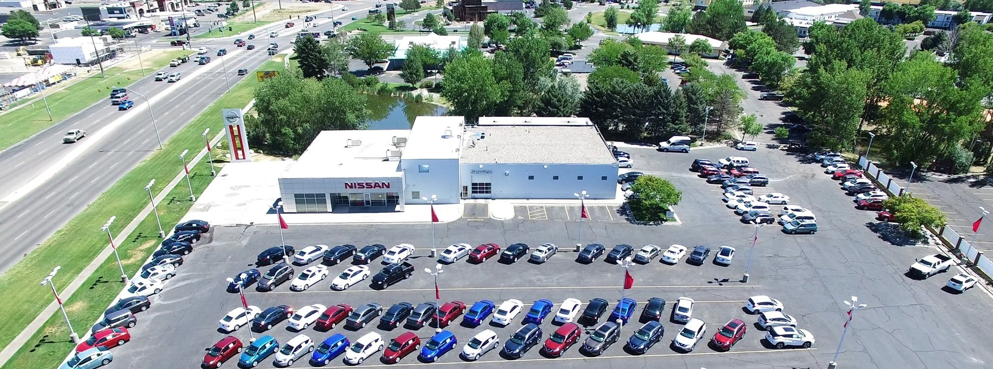 Billings Nissan dealership