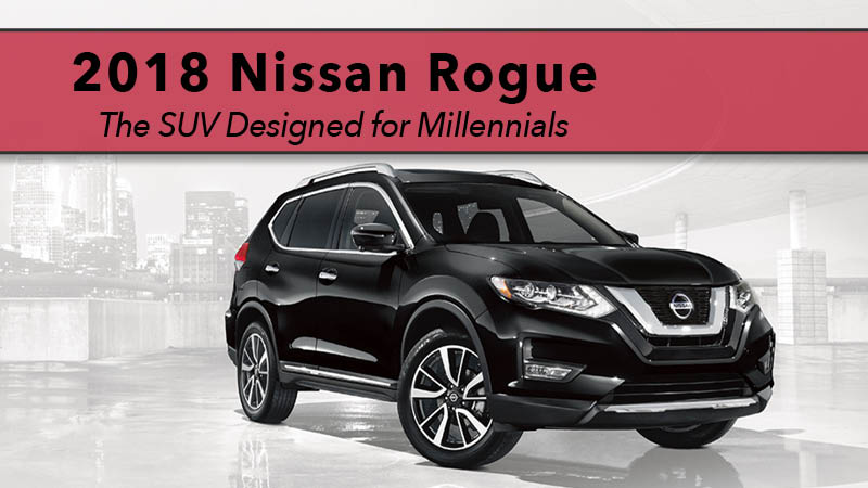 2018 Nissan Rogue at Billings Nissan