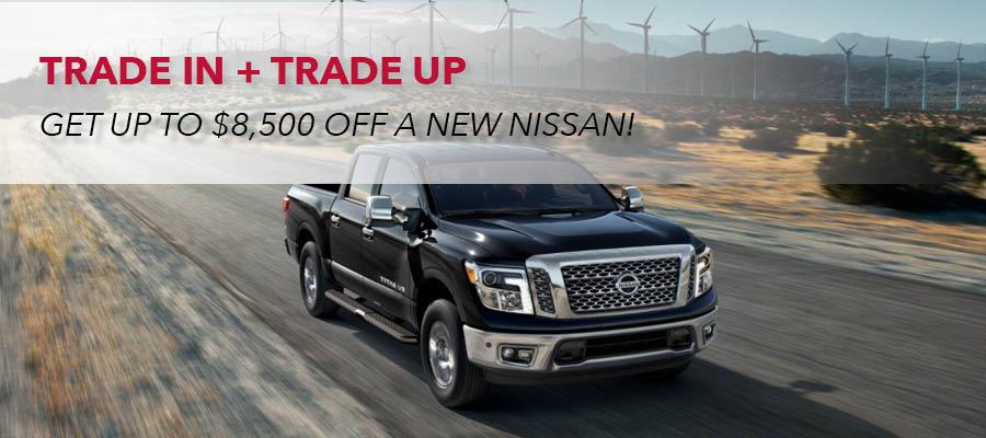 New Nissans for Sale in Billings!